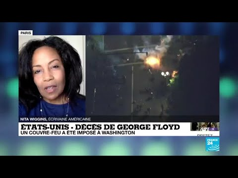 """Mort De George Floyd : """"C'est Une Grande Honte Pour Mon Pays"""""""