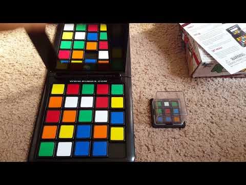 Rubik's race -juegos de mesa para niños-