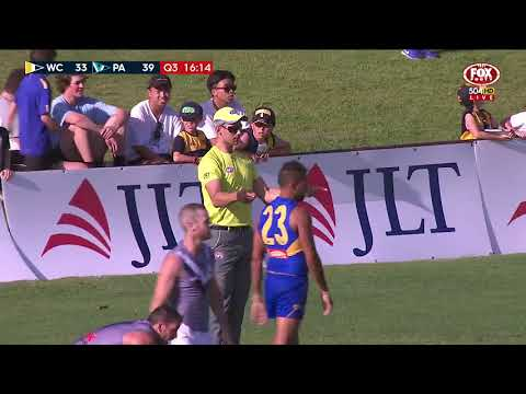 JLT Community Series - West Coast Eagles v Port Adelaide Highlights