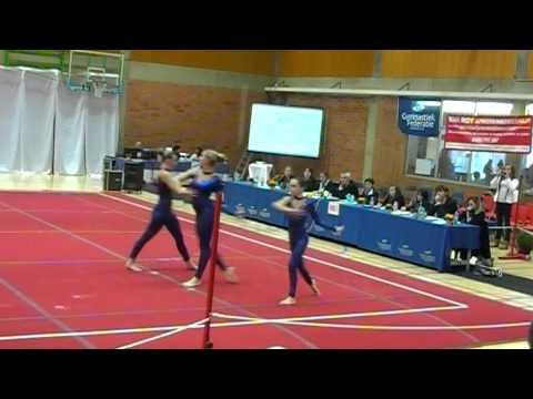 PV3 A junioren - Balans - Niel - Yoena Lisa Bjork