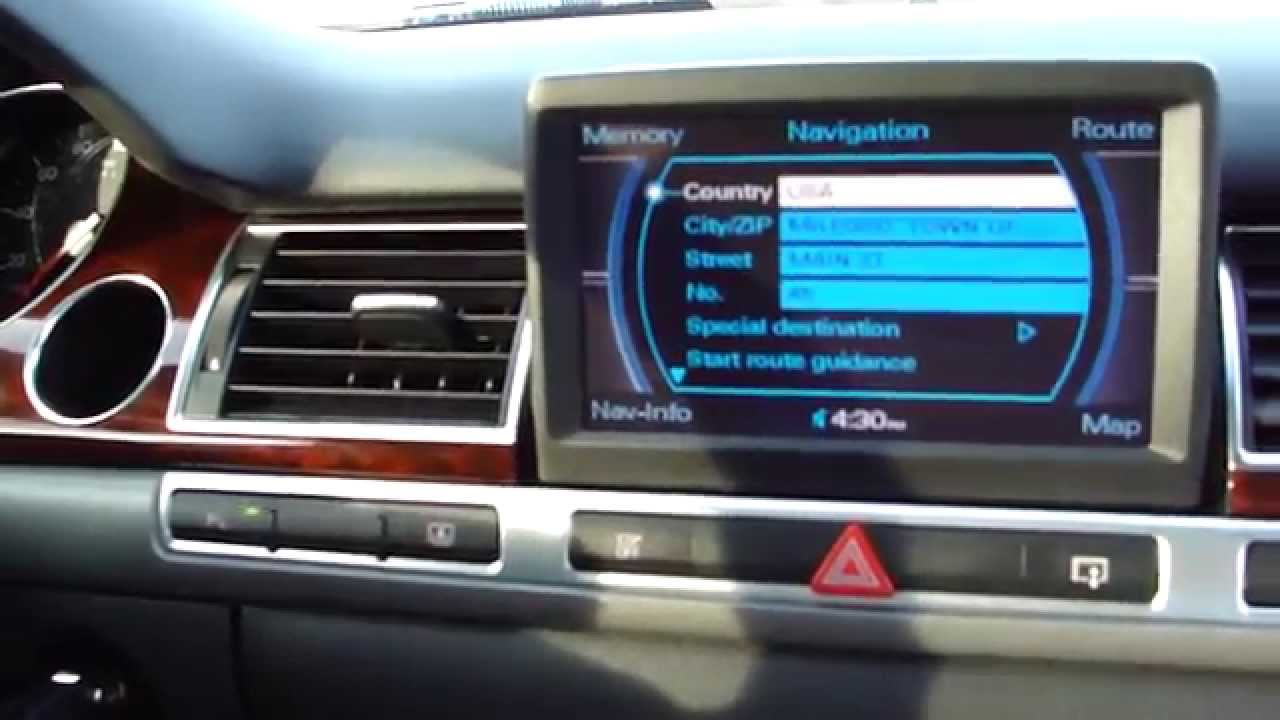 2005 Audi A8 L for sale - YouTube