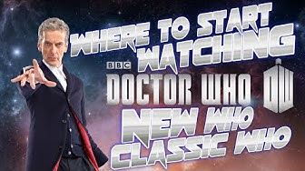 DOCTOR WHO // 6 Best Places to Start Watching