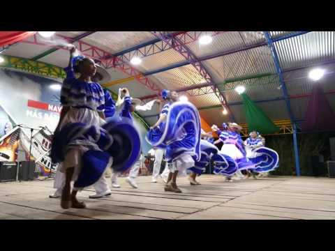 Caballito Chontaleno de Camilo Zapata. Ballet Folklorico de Masaya. Nicaragua. elsolnica