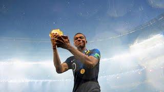 Kylian Mbappè - World Cup 2018  Best Player