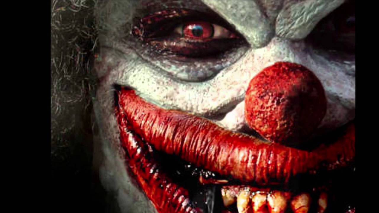 scary clowns warning graphic images youtube