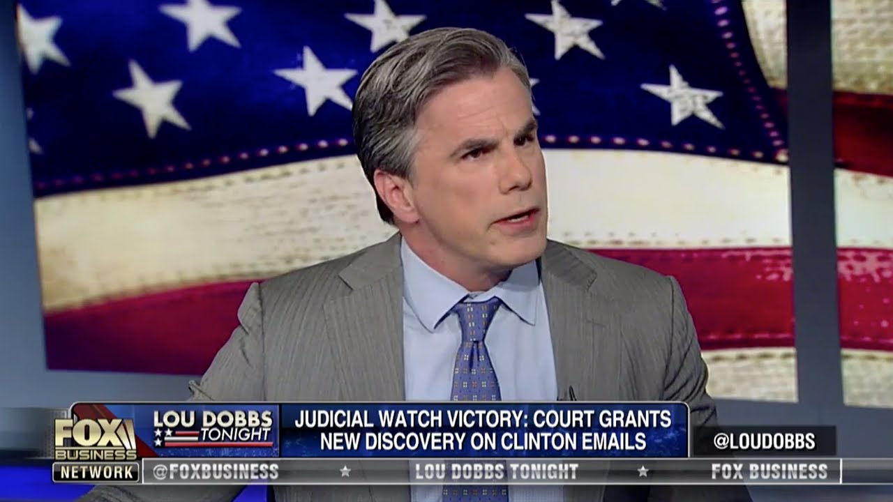 Judicial Watch Fusion GPS Was at the Center of the Coup Conspiracy! | Tom Fitton