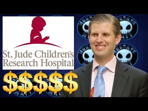Eric Trump claims his charity didn't scam kids with cancer (but did it?)
