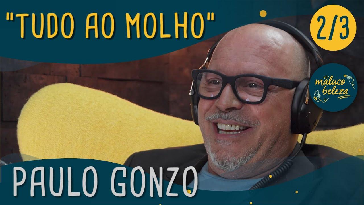 """Paulo Gonzo - """"Tudo ao molho"""" - Maluco Beleza (2/3)"""