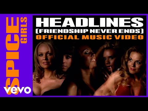 Spice Girls - Headlines