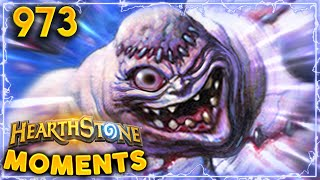 That Was An ABOMINATION Of A TURN | Hearthstone Daily Moments Ep.973