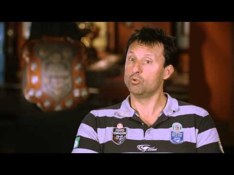 Colour of Origin - Laurie Daley