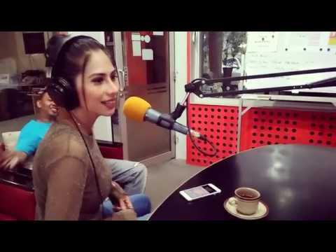 SHELDA VAIZHA VISIT SERANG RADIO PROMO SINGLE SAYANG CEPAT SAYANG