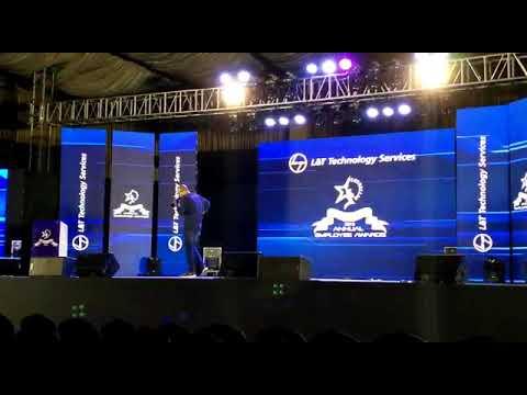 Estrellas 2018 L&t technology services Mimicry show