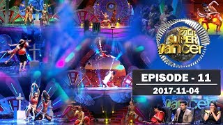 Hiru Super Dancer | Episode 11 | 2017-11-04 Thumbnail