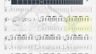 Download Foo Fighters   X Static GUITAR 1 TAB MP3 song and Music Video