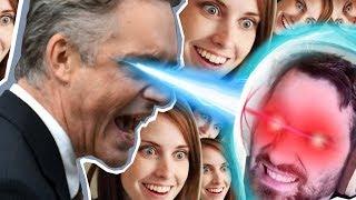 Jordan Peterson Vs YouTube Philosopher Destiny