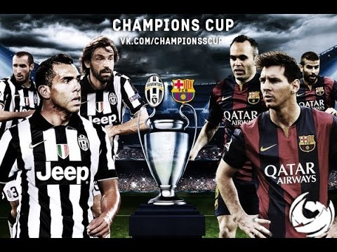 Прогноз: Ювентус - Барселона [PES 15] Финал Лиги Чемпионов 2015