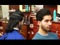 Haircut Tutorial: Slicked Back Pompadour