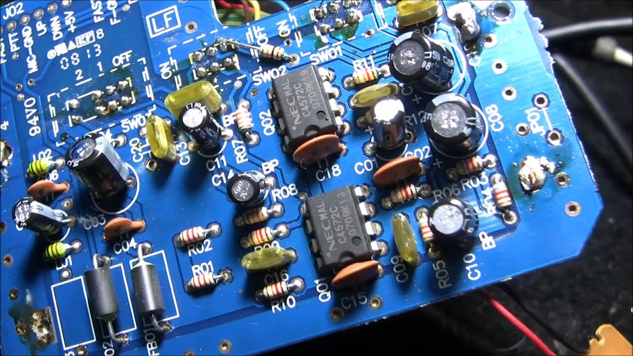 hight resolution of youtube on yaesu ft 7800 mic wiring ft mic wiring diagram