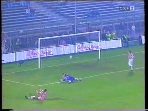 AS Cannes - Admira Wacker 2:4 - UEFA Cup 1994/95