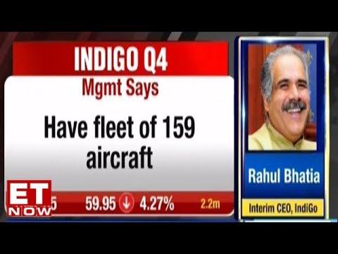 Rahul Bhatia On IndiGo's Quarterly Earnings | Exclusive