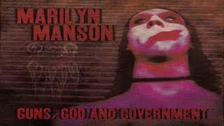 Marilyn Manson - Live in Tilburg, Holland Bootleg [12.14.1998] HQ