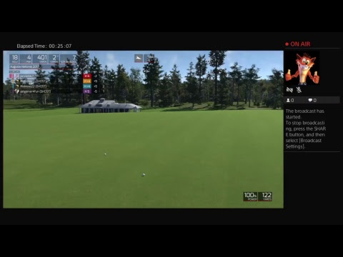 The Golf Club: Augusta National 2017 Online Gameplay