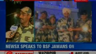 Diwali 2018: BSF Jawans tells how they celebrate Diwali away from home
