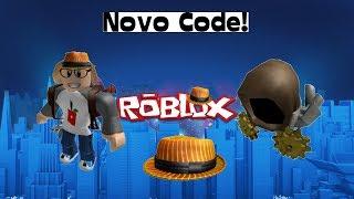 Novo PromoCode ROBLOX! (Nitrado)