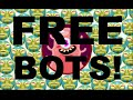 AGAR.IO 350+ *FREE BOTS* | FREE 132 MASS BOTS | AGARIO HACK