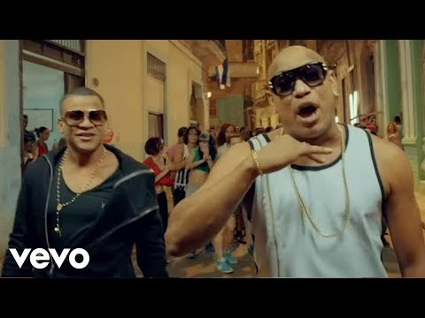 Gente de Zona - La Gozadera    ft Marc Anthony