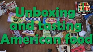 Unboxing and tasting American food - Is it worthabuy?