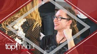 Überraschungsbesuch von den Geliebten | Germany's next Topmodel 2017 | ProSieben