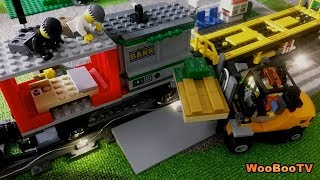 LASTENOHJELMIA SUOMEKSI - Lego city - Junakeikka - osa 4