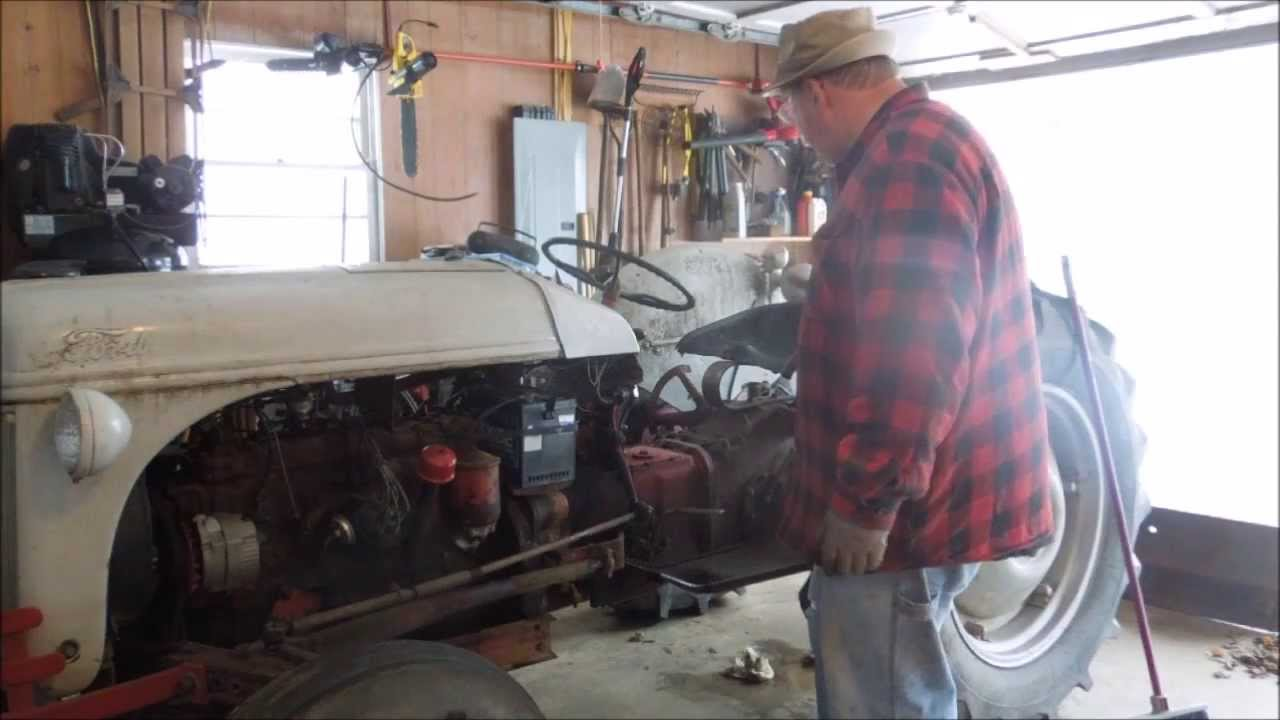 8N Fall Tune Up Part 3 What do you do when it won't start?