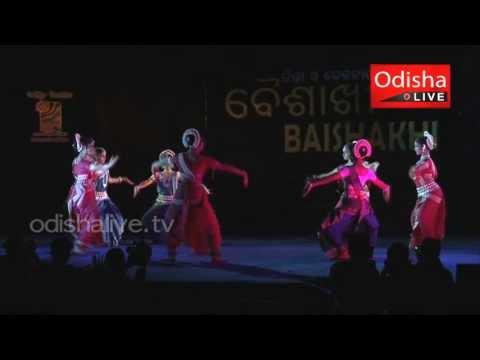 Odissi Dance Drama - by Odisha Dance Academy Group