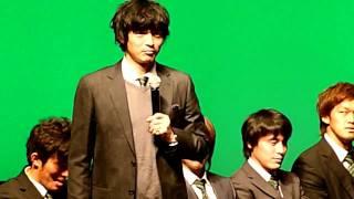 松本山雅FC新体制発表会2011の動画です。 監督・コーチ・選手が挨拶をし...