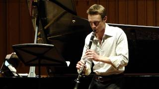 Carl M. Weber - Grand Duo Concertant, op 48, 2nd and 3rd movements, James Williams / Adam Cook