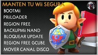 Wii PriiLoader - Wii BootMii /backup nand/ juegos multiregion y mas / Anonyku 2019