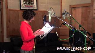 'Cloudy with a Chance of Meatballs 2' Kristen Schaal ADR