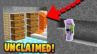 RICH UNCLAIMED BASE FOUND!! | Minecraft FACTIONS #566