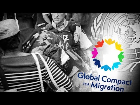 UN Making Migration A Human Right  | David Menzies