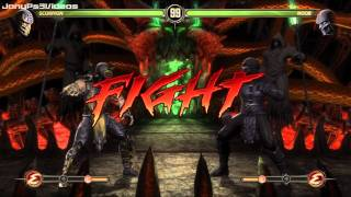GamePlay | Mortal Kombat 9 | PS3 FULL HD | Comentado en vivo | Español Argentina