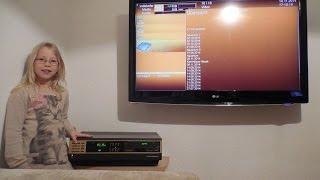 """Grundig Video 2000 2x4 Super """"Indlekofer Media Center V2"""" 01 Vorstellung"""