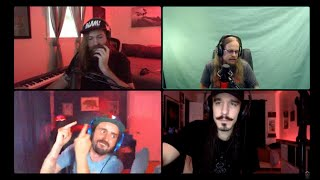 GAME WITH NAPALM – Gloryhammer, Alestorm, & Æther Realm Livestream (#NapalmSofaSeries)