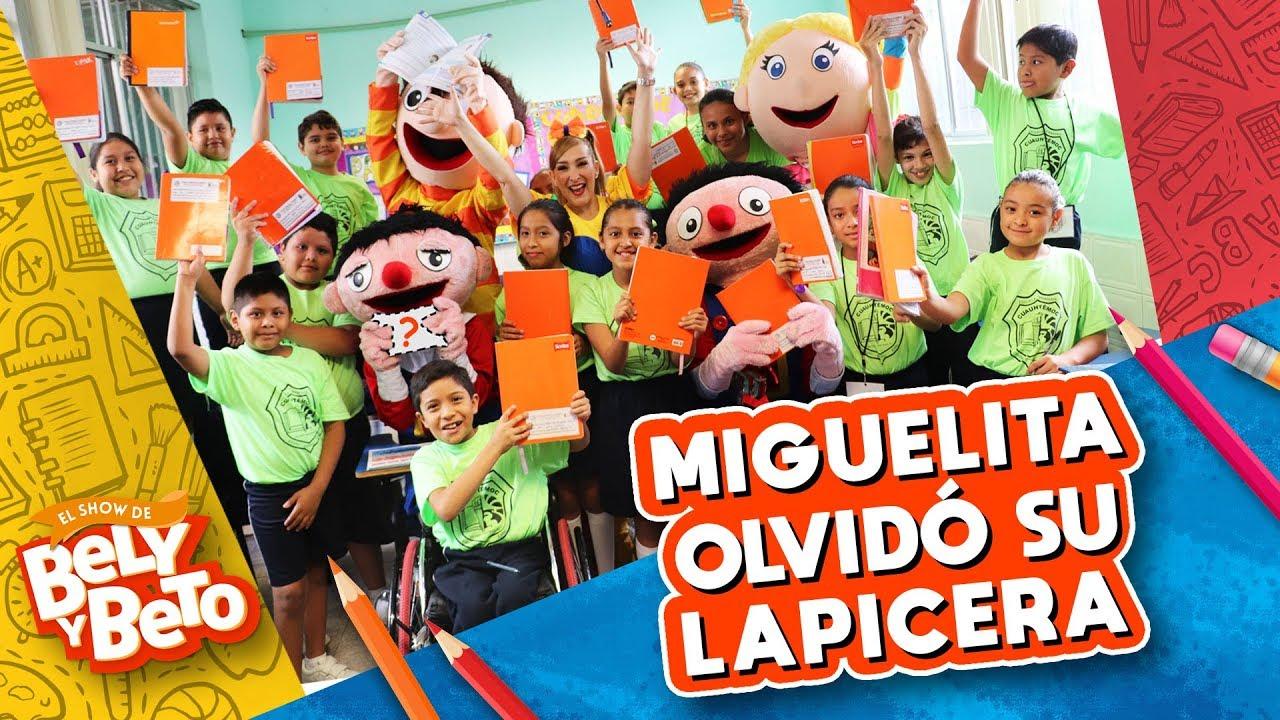 Download Miguelita Olvidó Su Lapicera - Bely y Beto