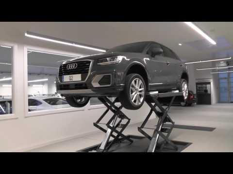 Telenauto Audi Servicio Post Venta