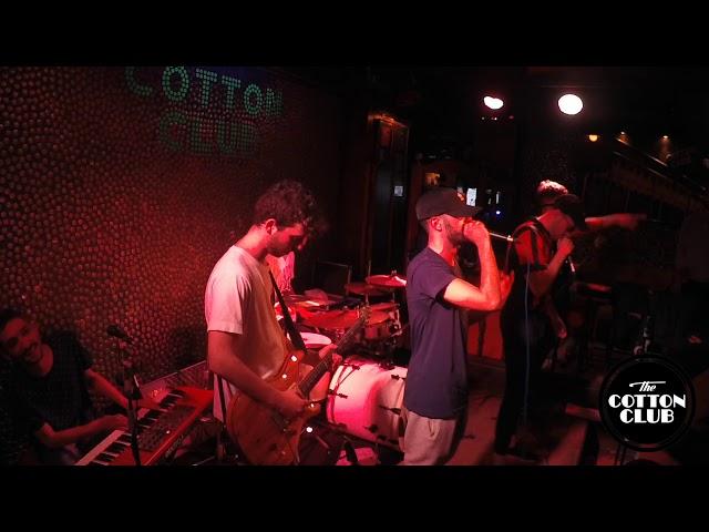 J Dose en directo en Cotton Club Bilbao  De niños querian ser Kase