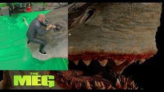 The Visual Effects of The Meg | Jason Statham vs Megalodon fight scene by Sony Imageworks