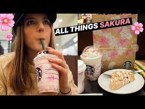 LET THE SAKURA SEASON BEGIN & MY AMAZING DAISO FIND!!!